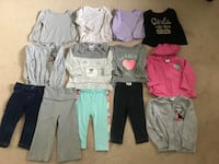 Girls clothes size 12-18m in good condition (pick up only) Alexandria, 22304