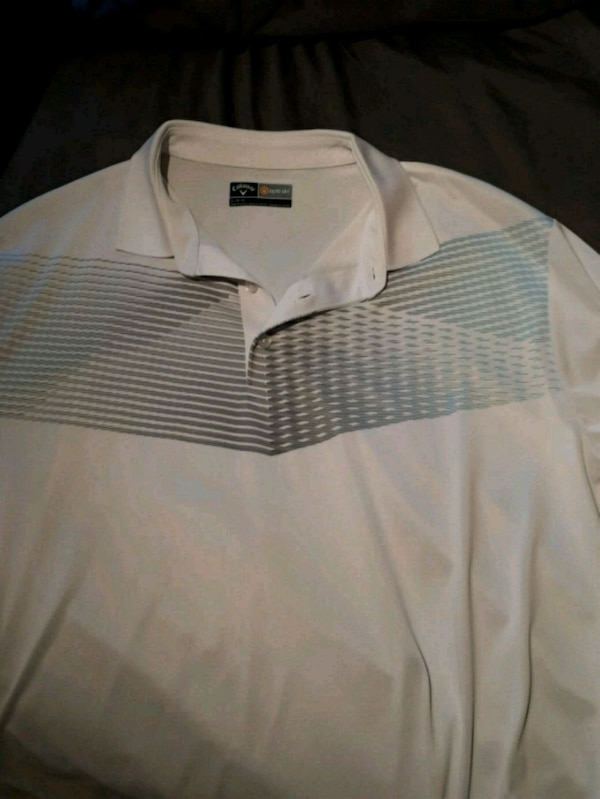 New Callaway golf shirt