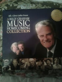 A Billy Graham Music Homecoming Collection box Monterey, 38574