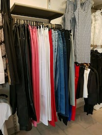 Clothing store Racks for sale Montreal, H3X 2R6