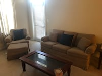 Gently Used Couch and Love Seat Falls Church, 22042