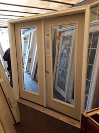 New French double glass door 52019.60 Kingston