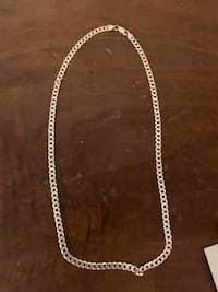 Silver necklace chain Olmsted Falls, 44138