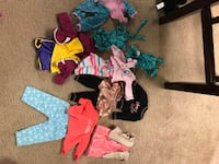 Our generation doll clothes $3.00 each outfit  South Plainfield, 07080