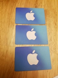 Apple iTunes and App Gift Cards Albuquerque, 87120
