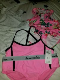 Brand new abercrombie tankinis Surrey, V3R 5N6
