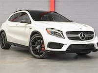 2015 Mercedes-Benz GLA GLA 45 AMG® Walnut Creek, 94597