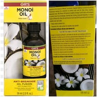 Monoi Oil -anti-breakage Ajax, L1T 3W6