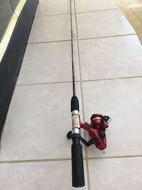 Master Spinning Reel and Fishing Rod Combo San Diego, 92123