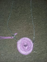 Purple flower purse Nashua, 03060