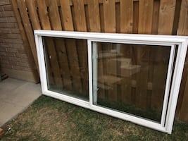 Window - sliding panel