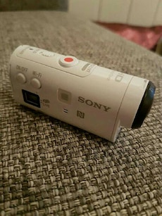 Sony actionkamera