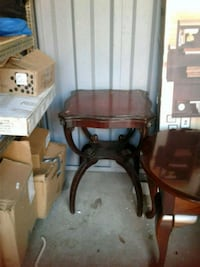 brown and black wooden rocking chair Wilmington, 28405