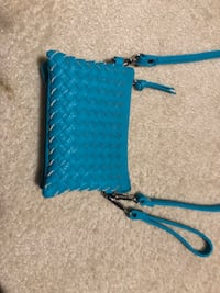 Light blue crossbody bag Waldorf, 20602