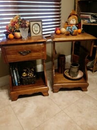 Night stands side tables