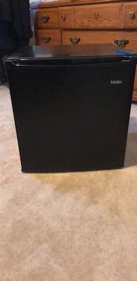black Haier single door refrigerator Frederick, 21702