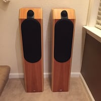 black and brown tower speaker Livermore, 94551