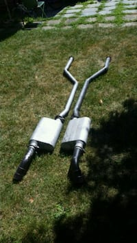 2 1/2 exhaust with BBC Headers Châteauguay, J6K 2M4