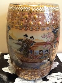 A Chinese accessory decorator drum Vaughan, L4J 8B4