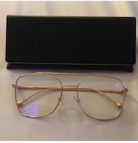 Fendi Rose gold eyeglasses New York, 11213