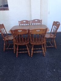 Dining Room Table and 6 Chairs Set  Waynesboro, 17268
