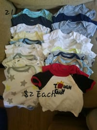 baby's assorted clothes Gardner, 01440