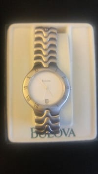 Bulova Quarts Watch Caledon, L7E 4W4