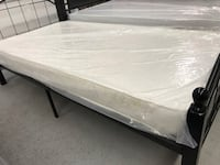 "Brand new 5"" high density foam mattress warehouse sale  多伦多, M1S 4P5"