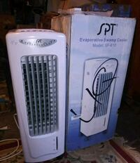 Evaporative Air Cooler..With Remote..New! 2257 mi
