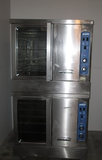 Double Electric Commercial Convection Ovens
