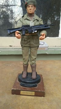 G.I. Joe figure Baton Rouge, 70805