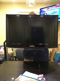 black Samsung flat screen TV Woodbridge, 22191