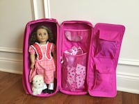 American Girl Doll Sterling, 20166