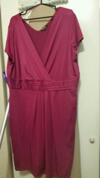 Pink dress size 2x  Ottawa, K1Z 8E6