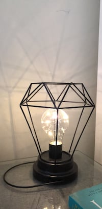Cute Diamond-Shaped Lamp Greater Vancouver, V6S