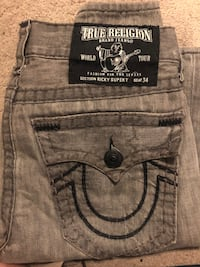 True religion jeans sz 31 Washington, 20012