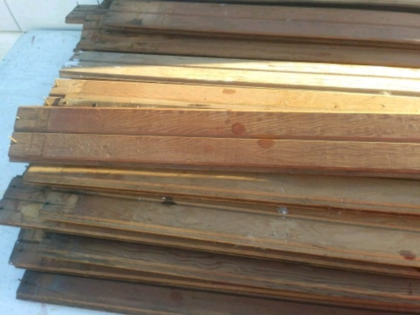 Old Tongue N Groove Pine Boards