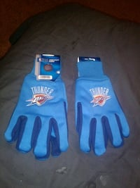 New NBA Thunder Gloves Oklahoma City, 73129