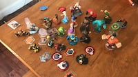 Disney infinity and sky landers video games pieces Galloway, 08205