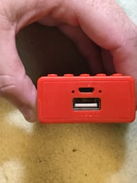 Red brick battery pack charger Jacksonville, 32202