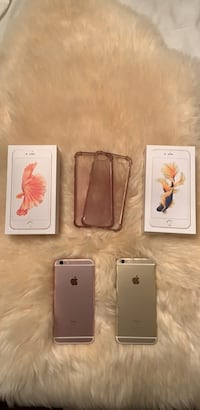 2 iPhone 6s pluses Vaughan, L4H 3G6