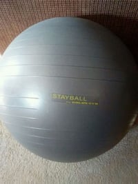 Golds gym Exercise  ball/ stayball Canton, 44703