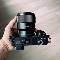 Sony A6500, Original Box, Kit Lens, plus Sony 10-18mm f/4 OSS lens! Toronto