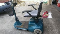 blue mobility scooter Kissimmee