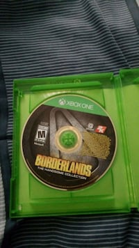Xbox One Borderlands the handsome edition  Woodbridge, 22191
