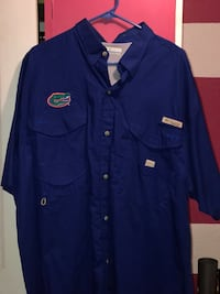 Columbia gator shirt  Mulberry, 33860
