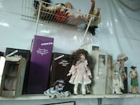 assorted doll packages Lancaster, 93536