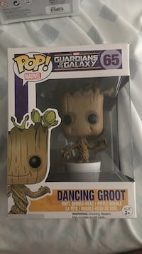 Funko Pop Dancing Groot Thornton, 80602
