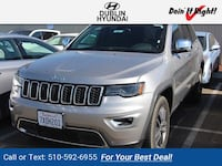2017 Jeep Grand Cherokee Limited Dublin, 94568
