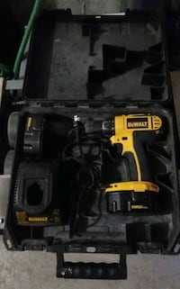 Dewalt drill 14.4 V with case Newmarket